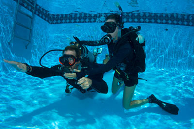Learn to dive with st croix scuba padi