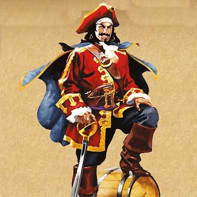 Captain Morgan Rum on St. Croix, U.S. Virgin Islands