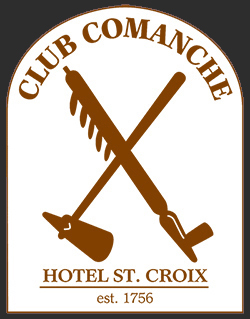 Club Comanche Hotel on St. Croix U.S. Virgin Islands