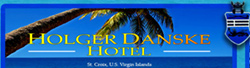 holger danske hotel st croix scuba virgin islands caribbean