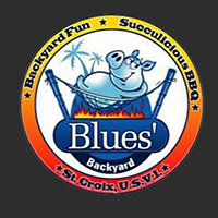 Blues Backyard BBQ restaurant st croix u.s. virgin islands