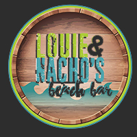 Louie and Nachos beach bar restaurant st croix u.s. virgin islands