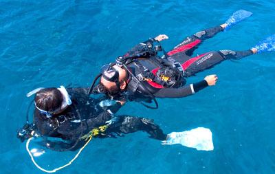 Underwater Naturalist w 2 Dives